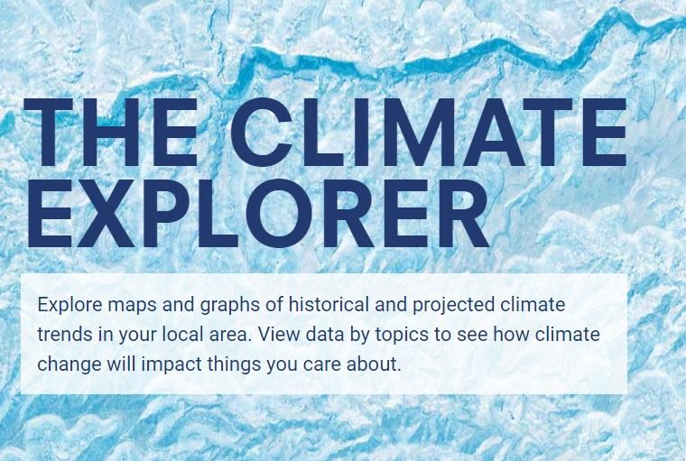 climateexplorer