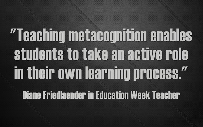 teaching-metacognition