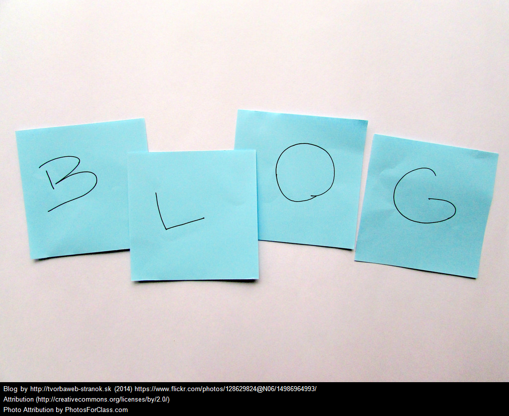 Three Useful Resources About Blogging
