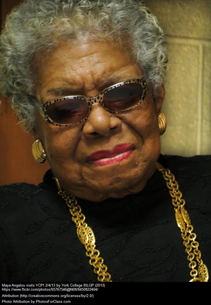 Video & Info: Upcoming PBS Film On Maya Angelou