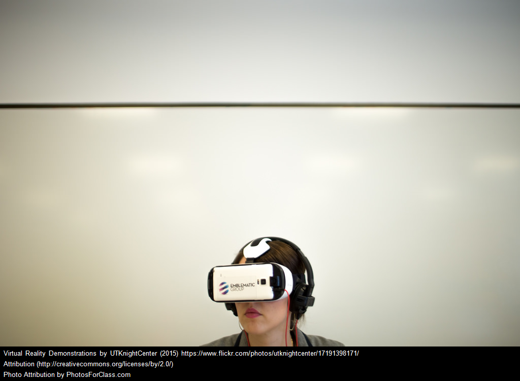 A Beginning List Of The Best Resources On Virtual Reality In Education