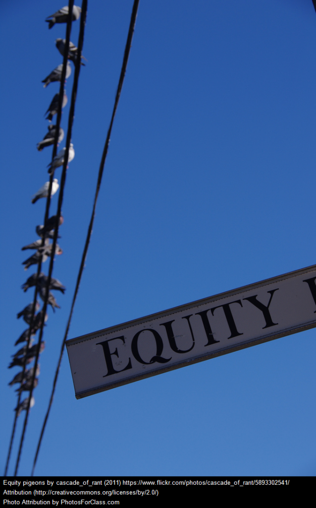 We Should Be Obsessed With Racial Equity