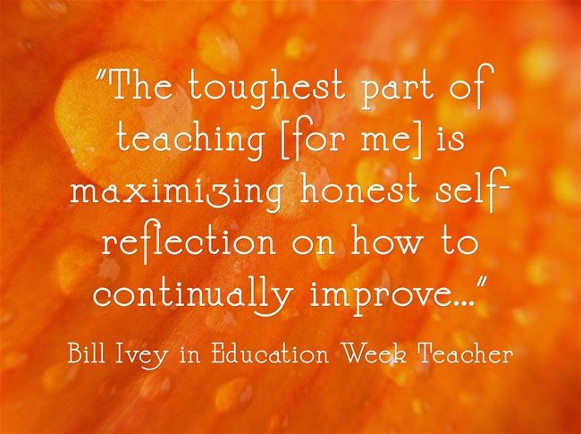 """""""Teaching can be Tough, but We're Also 'Lucky'"""""""