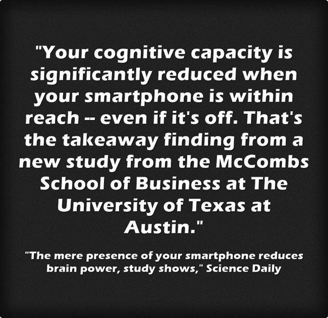 New Study On Cellphones Helpful To Teachers Everywhere