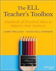 Our Most Recent Book On Teaching ELLs