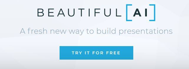 """""""Beautiful[AI]"""" Uses Artificial Intelligence To Create Your Presentations"""