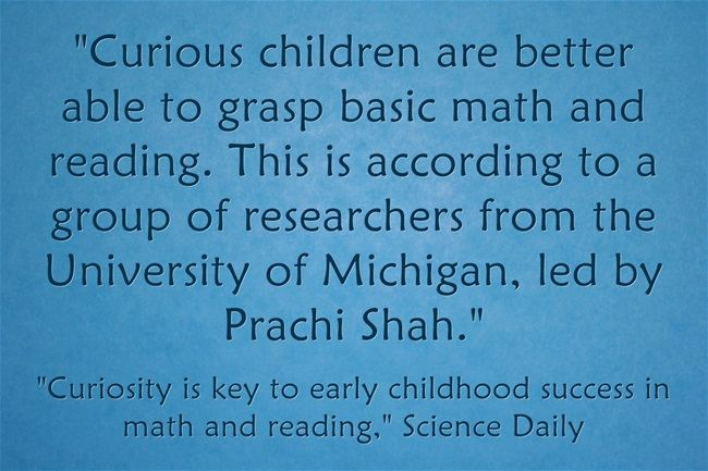 Is Curiosity As Good At Predicting >> Researchers Find That Curious Students Achieve More Academic Success