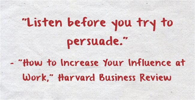 Good Advice On How To Increase Your Influence – Anywhere