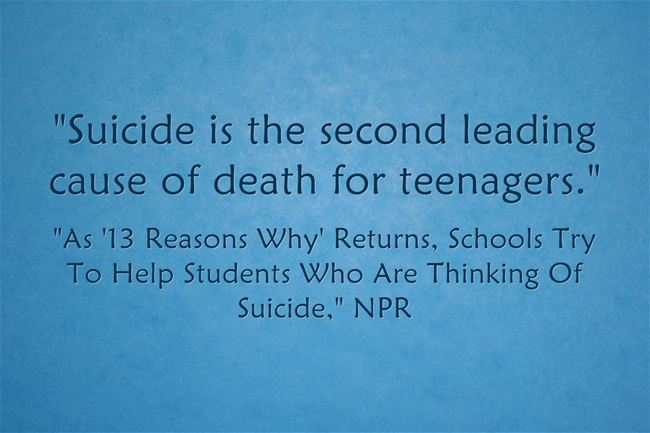 The Best Resources Helping Educators Learn About Suicide & Warning
