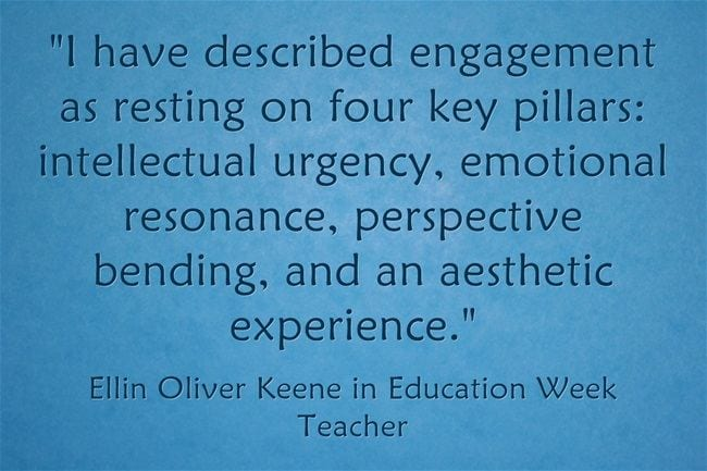 """""""Author Interview With Ellin Oliver Keene: 'Engaging Children'"""""""