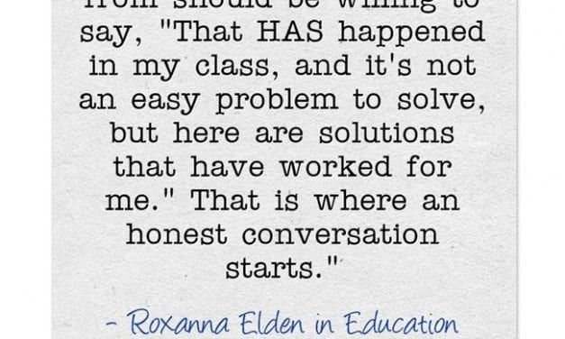 """""""Q&A Collections: Advice for New Teachers"""""""