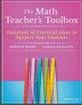 "Nice Review Of ""Math Teacher's"" Toolbox Book"