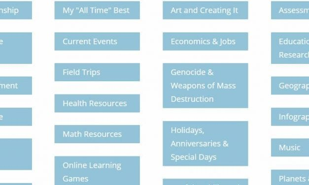 "Three Accessible Ways To Search For & Find My ""Best"" Lists"