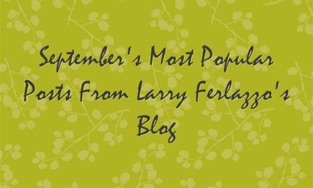 September's Most Popular Posts