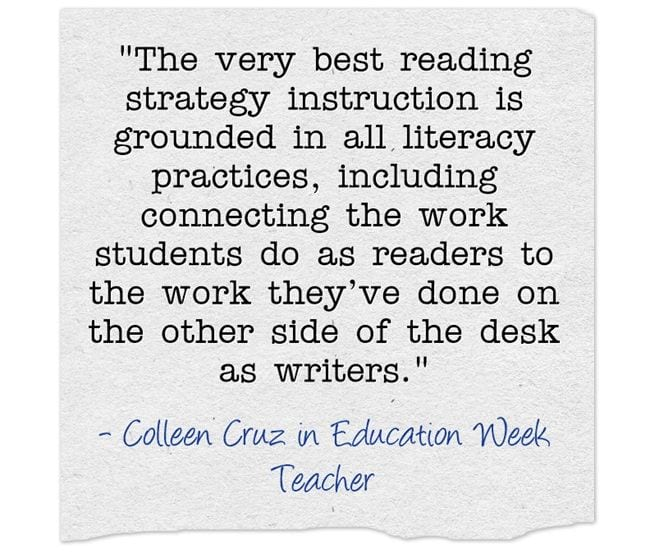 Using Reading Strategies Effectively In Literacy Instruction