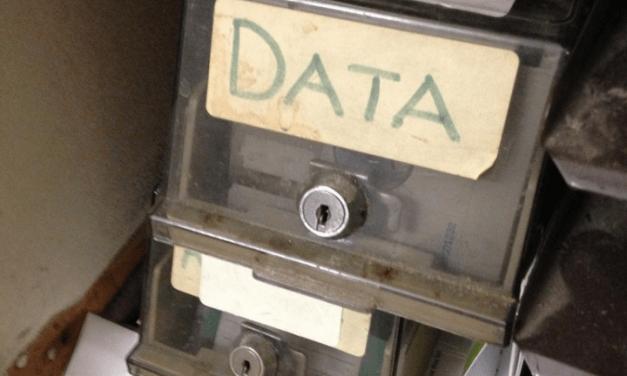 "A Look Back: ""Data-Driven"" Versus ""Data-Informed"""