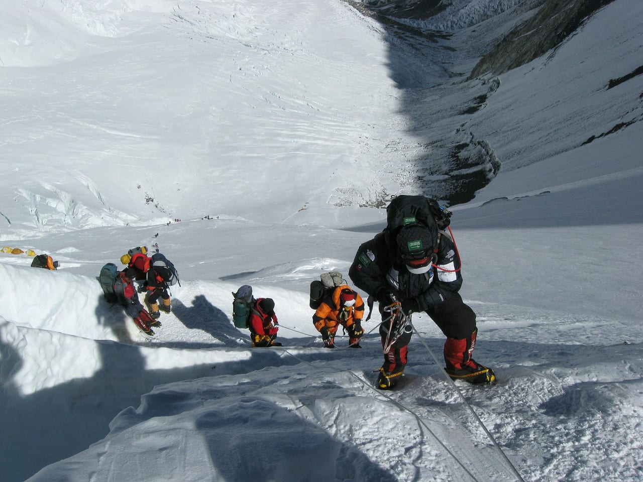 "Video: ""The Bodies used as Landmarks on Mt. Everest"""