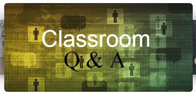 """My """"Classroom Q & A"""" BAM! Radio Show Begins A New Season Next Week – Here Are 150 Previous Episodes!"""