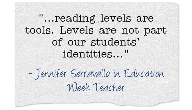 """Author Interview With Jennifer Serravallo: 'Understanding Texts & Readers'"""