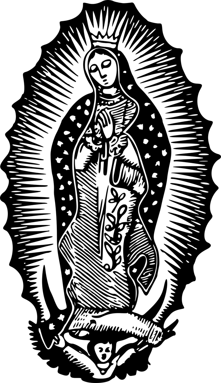 Dec. 12th Is The Day Of The Virgin Of Guadalupe – Here Are Related Resources