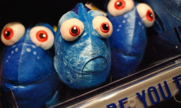 "A Look Back: ""Finding Dory,"" Growth Mindset & Grit"