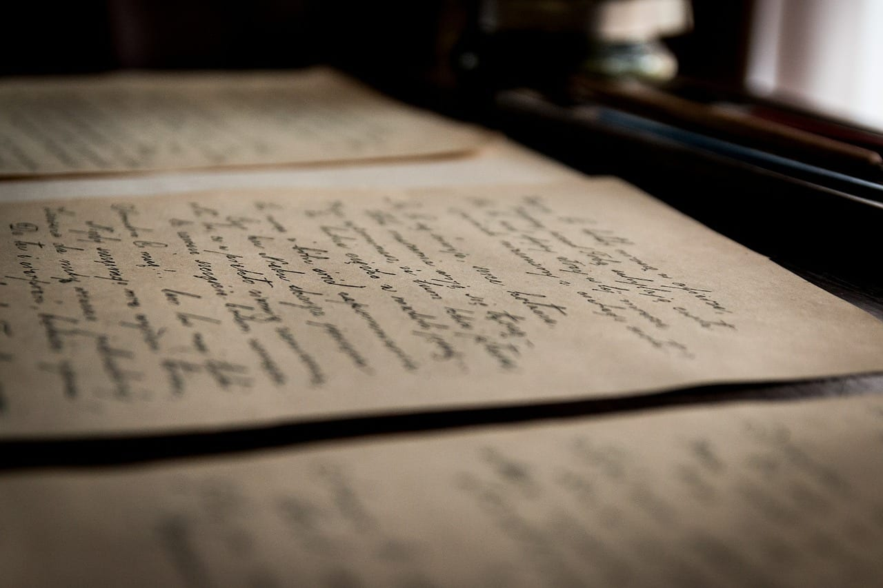 Here's A Neat Student Project: Transcribe Historical Papers For The Library Of Congress