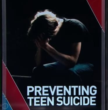 "New PBS NewsHour Video Segment: ""Nearly 1 in 5 teens seriously considers suicide. Can schools offer relief?"""