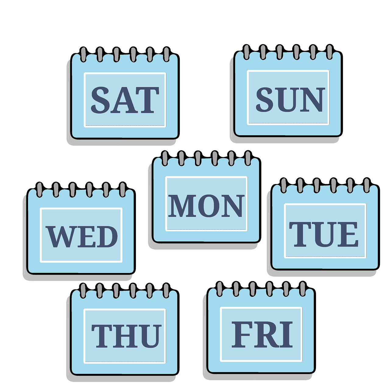 Here Is A List (With Links) Of All My Regular Weekly Features