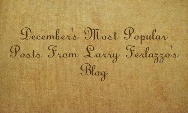 December's Most Popular Posts