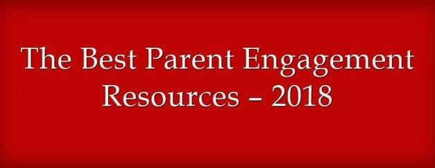 The Best Parent Engagement Resources – 2018
