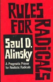 A Look Back: KQED Interviews Me About Saul Alinsky & His Connection To Teaching