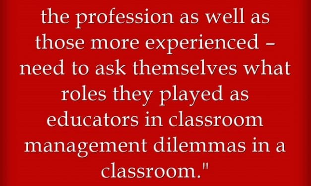 """""""Author Interview With Rich Milner: 'Reimagining 'Classroom Management' for Equity"""""""