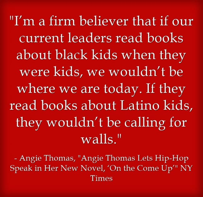 Quote Of The Day If They Read Books About Latino Kids