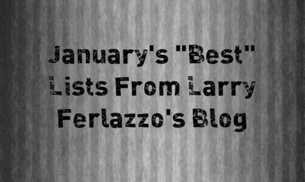 """December's """"Best"""" Lists – There Are Now 2,022 Of Them!"""