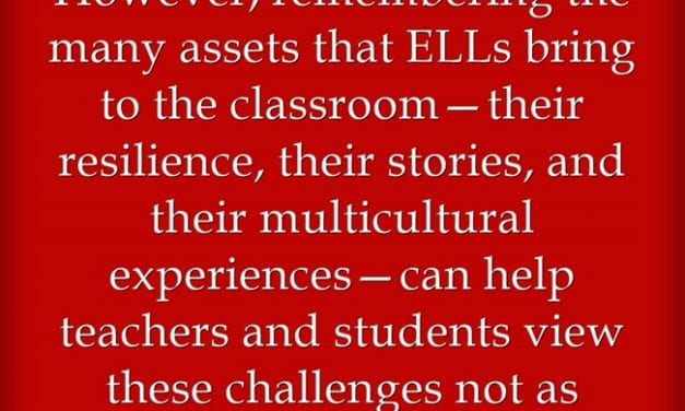 """A Look Back: Check Out Our American Educator Article: """"Teaching English Language Learners: Tips From The Classroom"""""""
