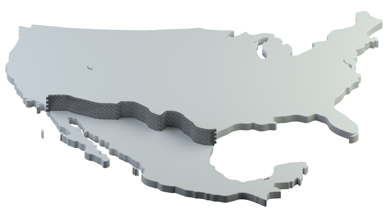 "New Teaching & Learning Resources About A Border ""Wall"""