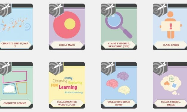 Excellent Collection of Instructional Strategies