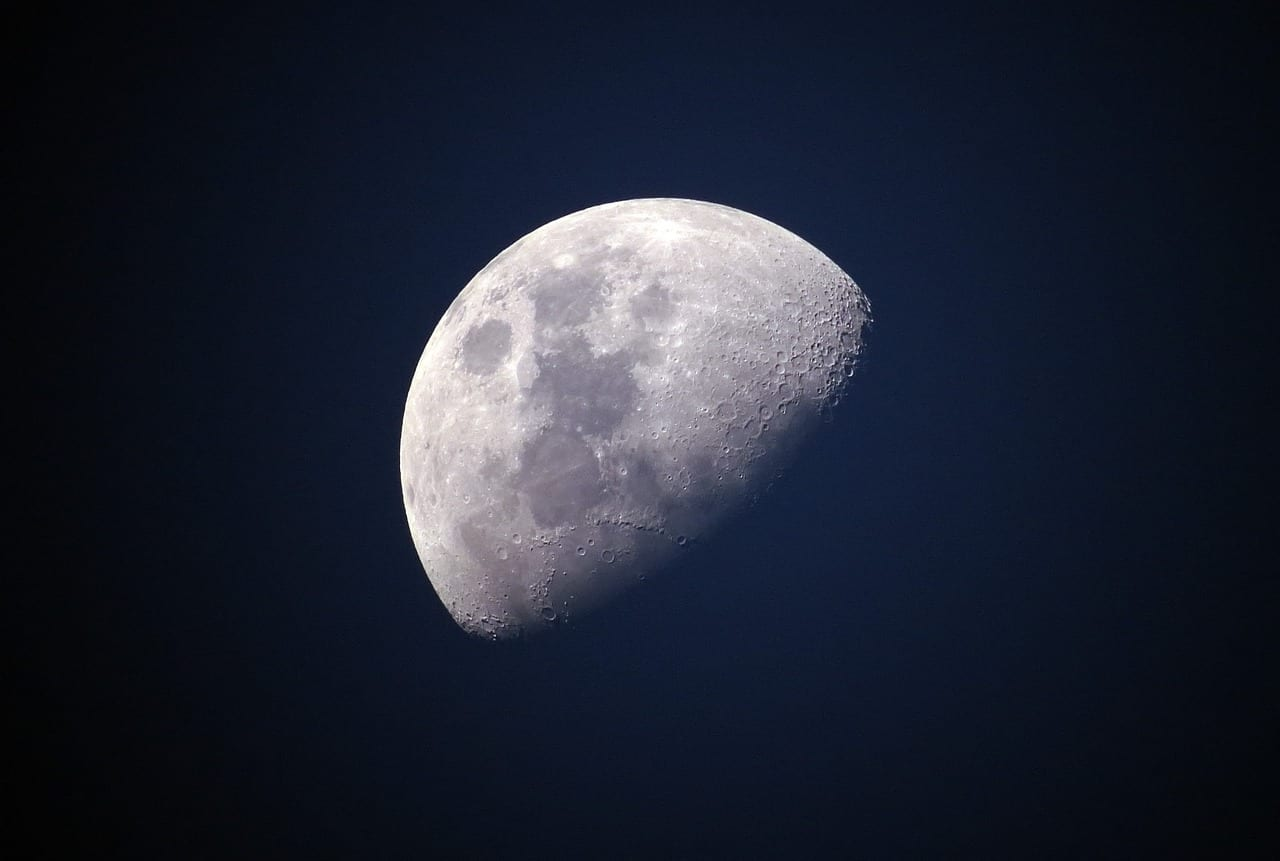 Impressive Visuals Of The Moon