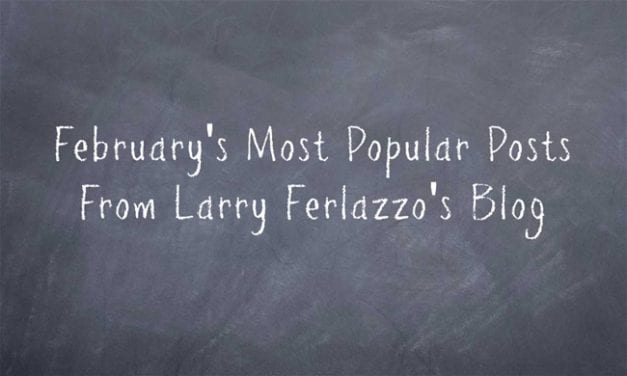 February's Most Popular Posts From This Blog