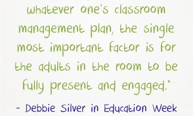 """""""Classroom Management – Mistakes and Solutions"""""""