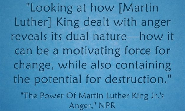 """""""The Power Of Anger"""""""