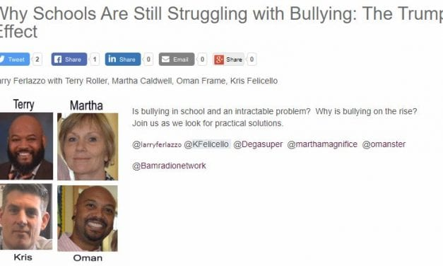 My Latest BAM! Radio Show Is On Bullying