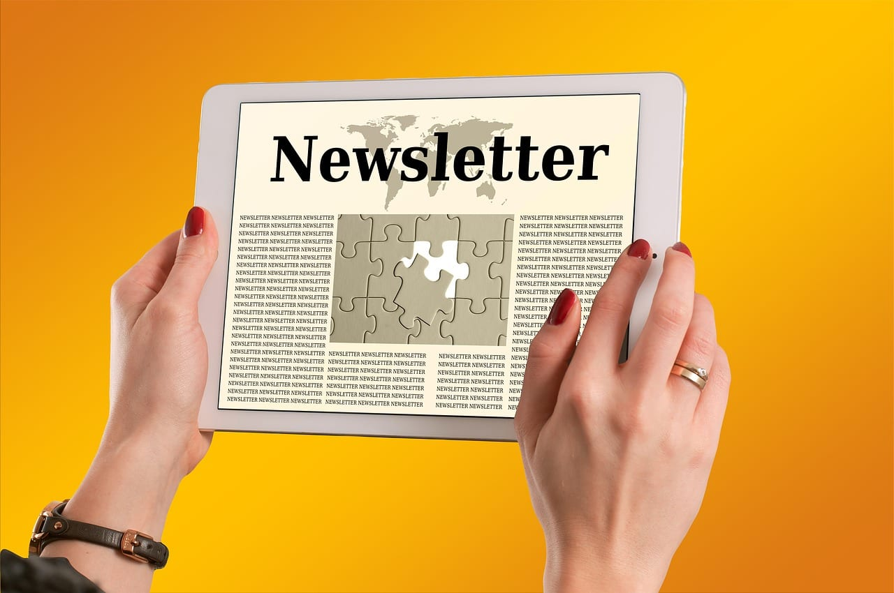 Just Sent-Out Free Monthly Email Newsletter