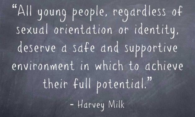 "New TED-Ed Video & Lesson: ""Harvey Milk's radical vision of equality"""