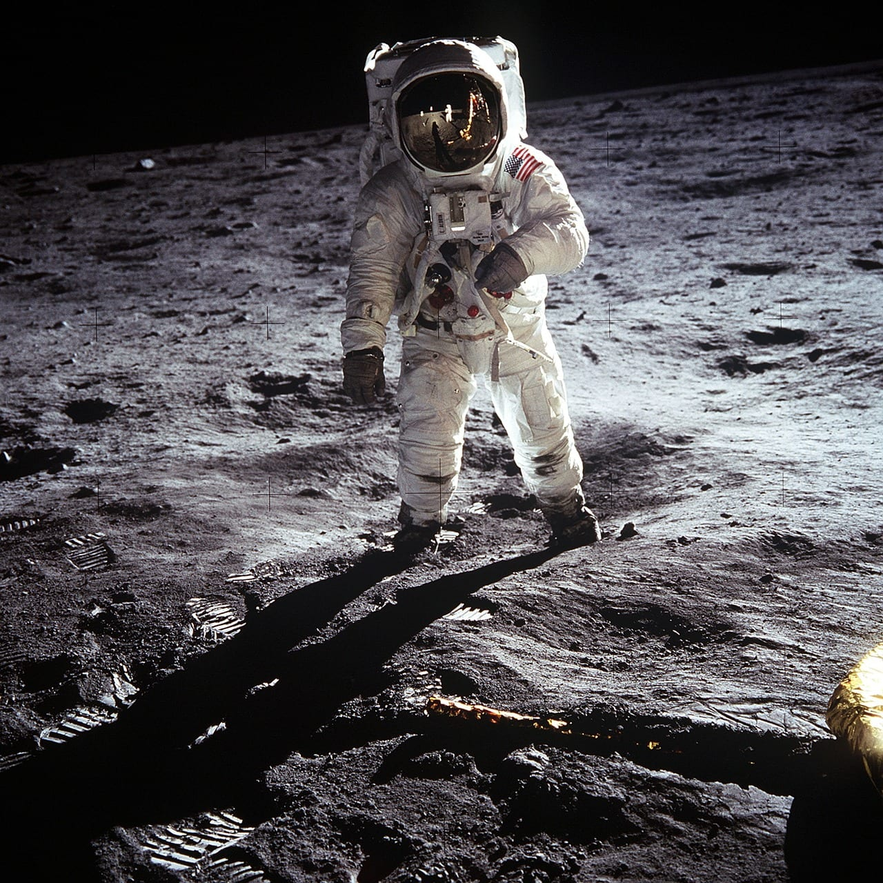 This Year Is The 50th Anniversary Of Apollo 11's Moon Landing – Here Are Related Resources