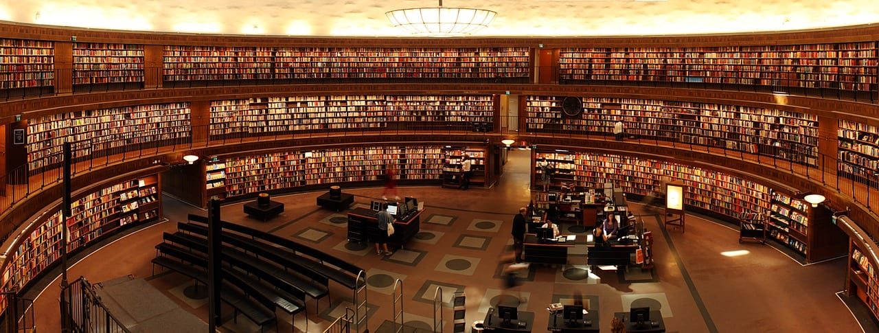 April 7-13 Is National Library Week – Here Are Related Resources