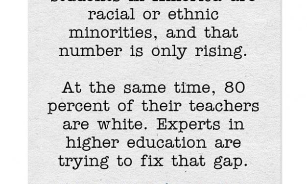 "New PBS NewsHour Video Segment: ""Can 'cultural proficiency' among teachers help close student achievement gap?"""