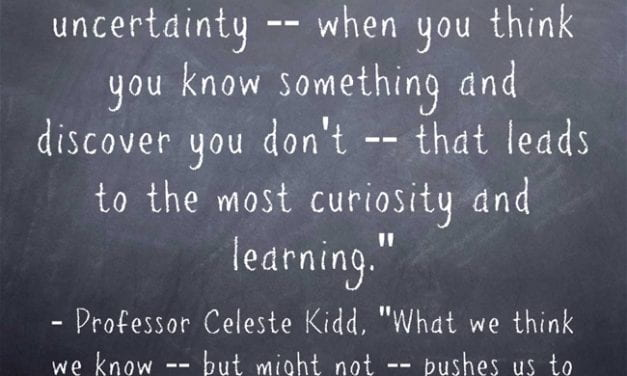 New Study Finds That Thinking We Might Know Something, But Then Discovering We Don't, Is Most Motivating Type Of Curiosity