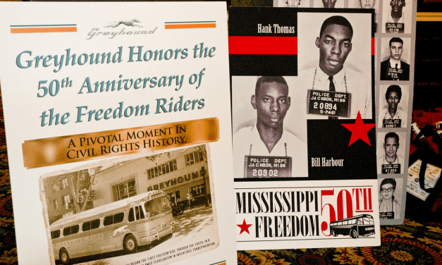 The Freedom Riders Began This Week In 1961 – Follow Them On This New Google Earth View
