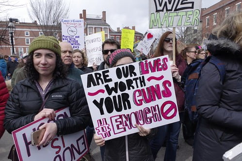 """Powerful Video On School Active Shooter Drills: """"Generation Lockdown — March For Our Lives"""""""